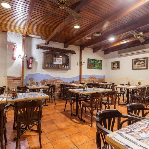 Menús diarios en Sant Adria del Besos | Brasería El Pulpero de Lugo