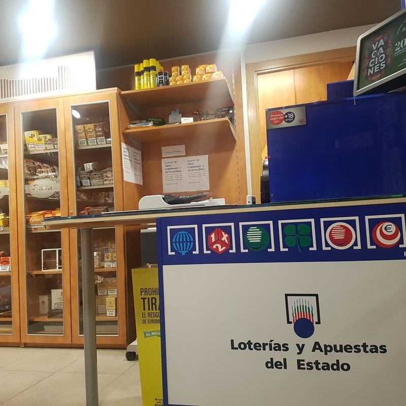 Papelería: Nuestro Estanco de Estanc de Sarrià