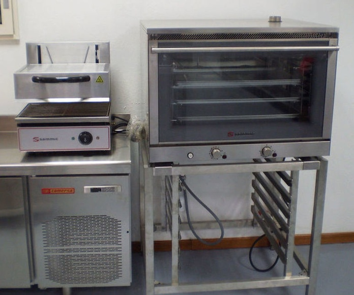 Venta, instalación y reparación de maquinaria de hostelería: Productos y servicios de Frisa