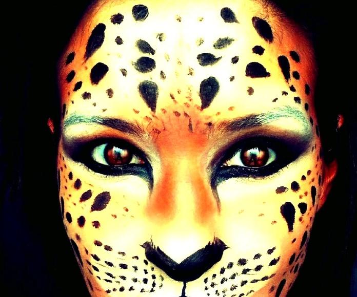 Maquillaje fantasía: Servicios Maquillaje de Nuria San Miguel