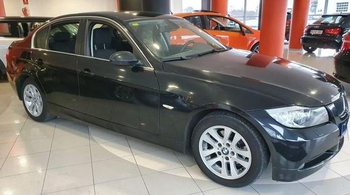 BMW 318D:  de CODIGOCAR