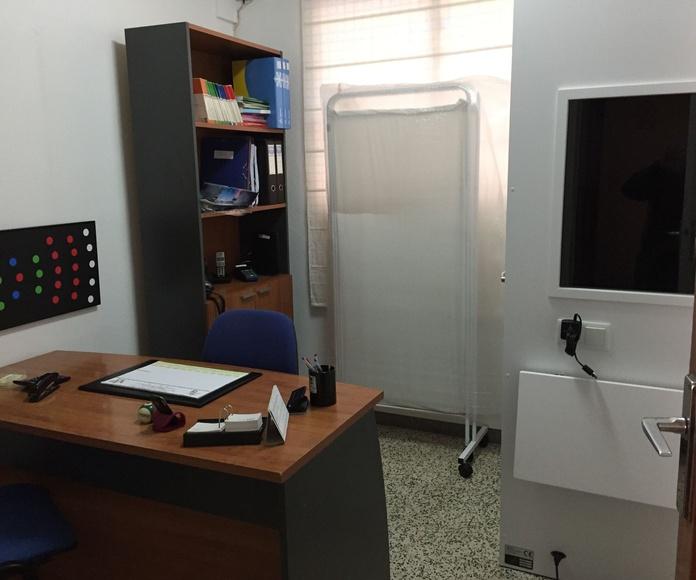Centro de reconocimiento médico y de conductores : Servicios de PsicoJaén