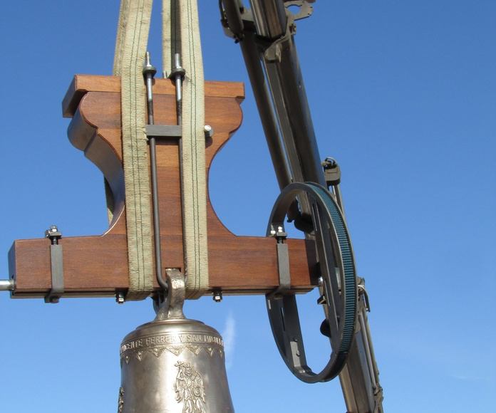 Nueva campana de San Miguel - LLiria