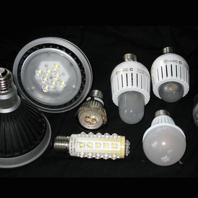 Las ventajas de las luces LED