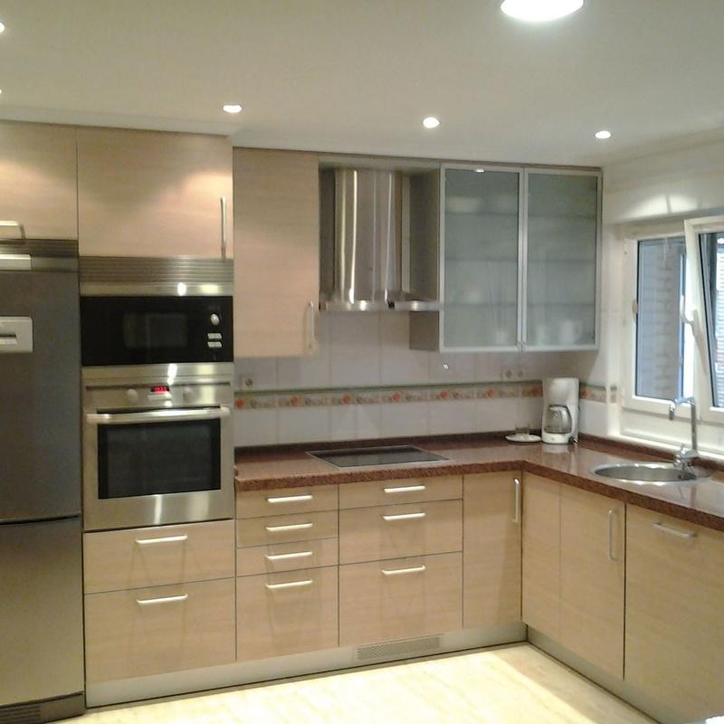 Cocinas: Servicios de Consma Construcciones