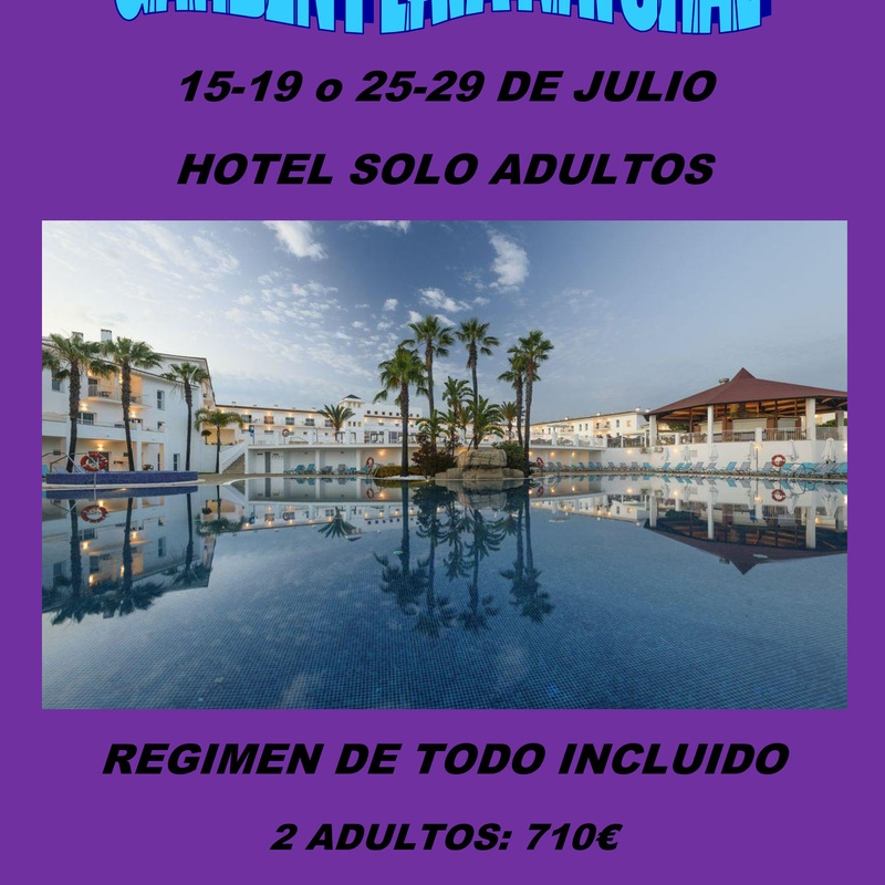 Hotel Garden Playa Natural: Ofertas de Viajes Global Sur