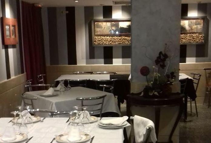 Restaurantes centricos en Huesca