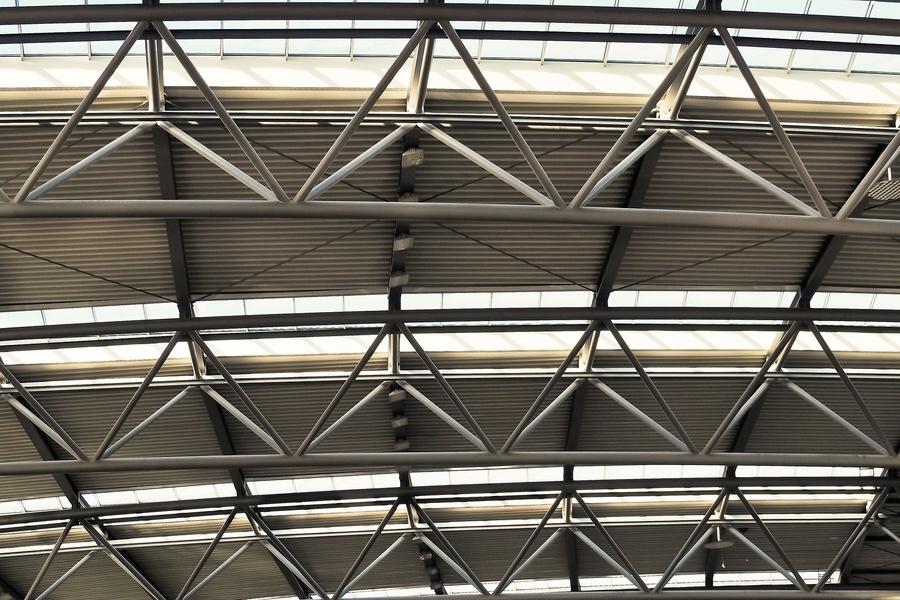Estructuras metálicas, ¿en qué casos son mejores que el hormigón?