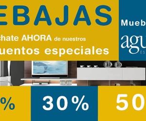 Gran Oferta de muebles en 2018, productos a mitad de precio ¡OFERTA DE MUEBLES 2018, DESCUENTOS 50%
