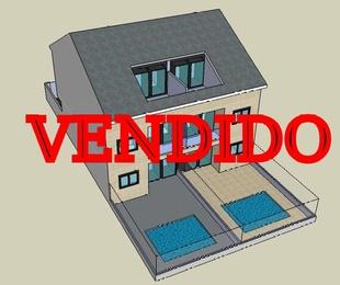 Vendida la última vivienda unifamiliar adosada.