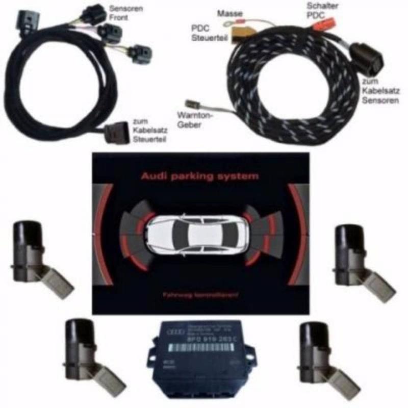 Sensores de aparcamiento: Productos y servicios de T.J. Autosonido