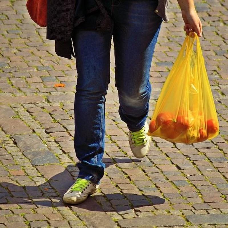 Bolsas de plástico: Productos de Plásticos Carrillo