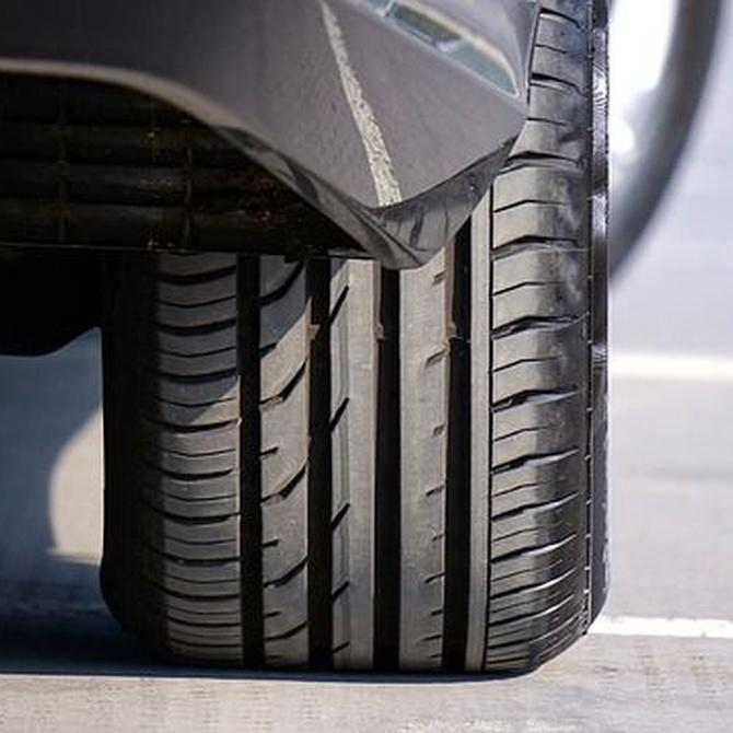 Importancia de los neumáticos