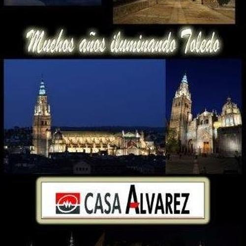 Instalación eléctrica en Toledo | Casa Álvarez, S.A.