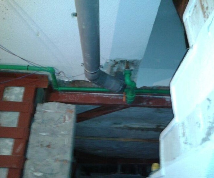 Instalaciones: Trabajos realizados de REFORMAS, INSTALACIONES Y CONSTRUCCION ARAGON SLU
