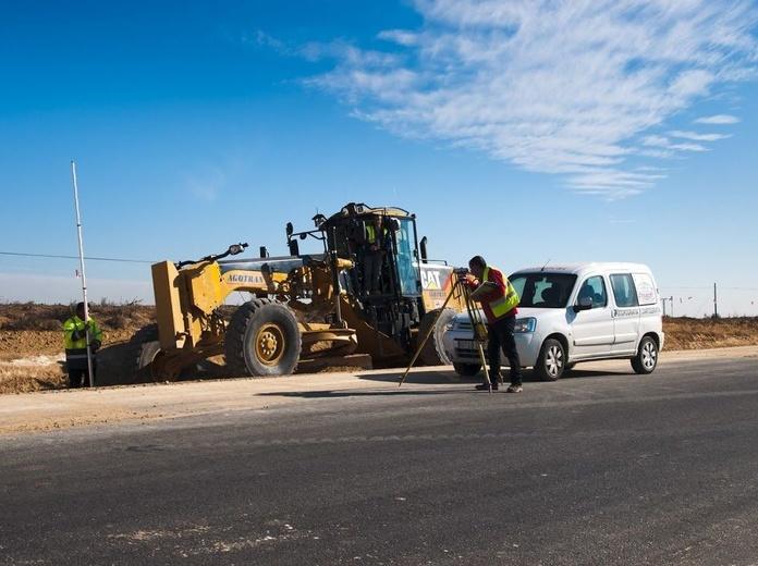 Proyectos y obras de carreteras: Servicios de Estopcar Ciudad Real, S.L.
