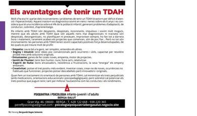 Artículo publicado en revista Pànxing Berguedà
