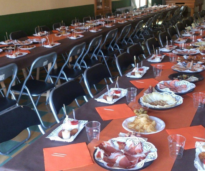 Eventos: Soluciones para sus comidas de Eventos Bernama