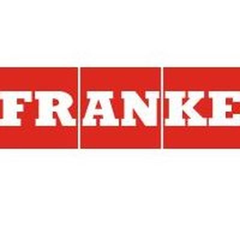Franke: Catálogo de productos de Mayorista de Electrodomésticos Línea Procoba
