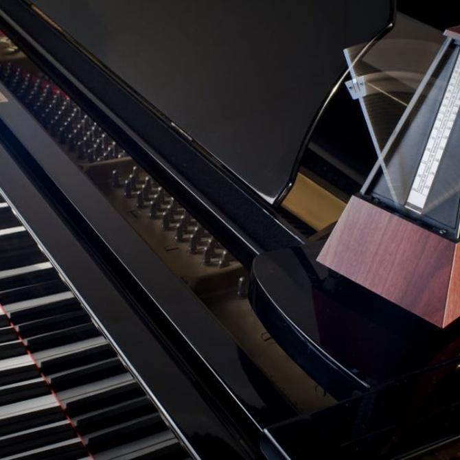 ¿Qué es un metrónomo? ¿Para qué se utiliza en música?
