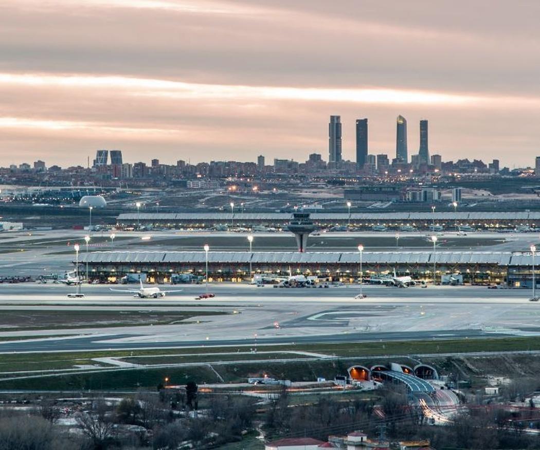 Algunos datos interesantes sobre el Aeropuerto Madrid-Barajas Adolfo Suárez