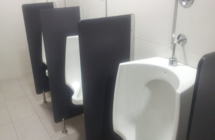 Separadores de urinario