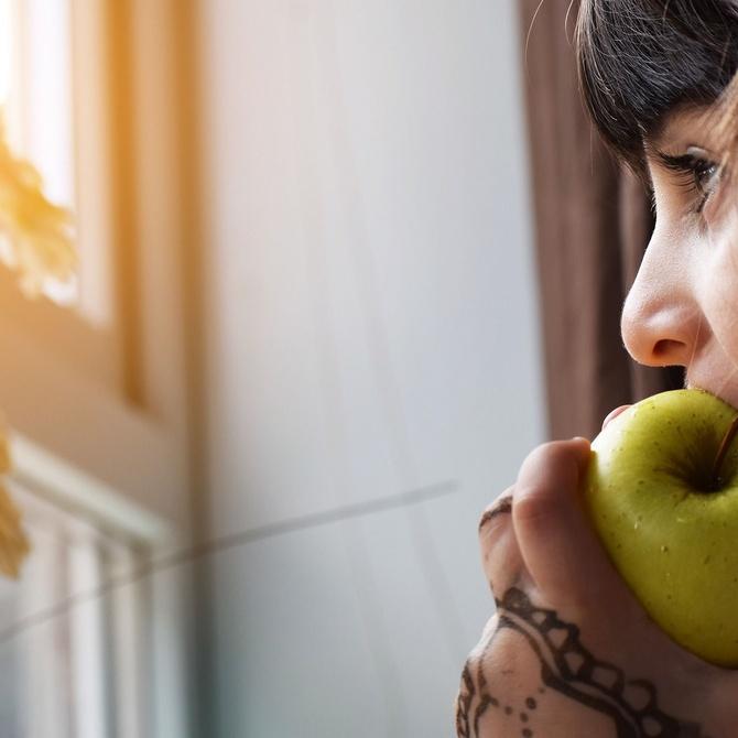 Alimentos para mantener unos dientes sanos