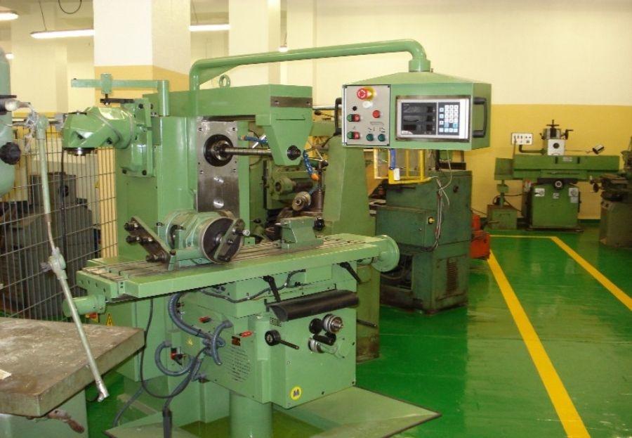 Máquinas y herramientas usadas en el mecanizado