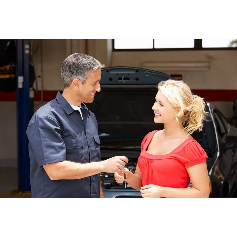 Recogida a domicilio : Servicios  de Coronado Motor