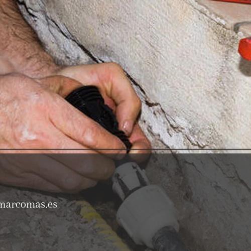 Instalación de calefacción en Elche - Fontanería Marco Más