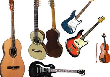 Alquiler de instrumentos musicales