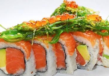 Sushi Rolls tradicionales