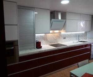 Diseño de cocinas a medida para particulares
