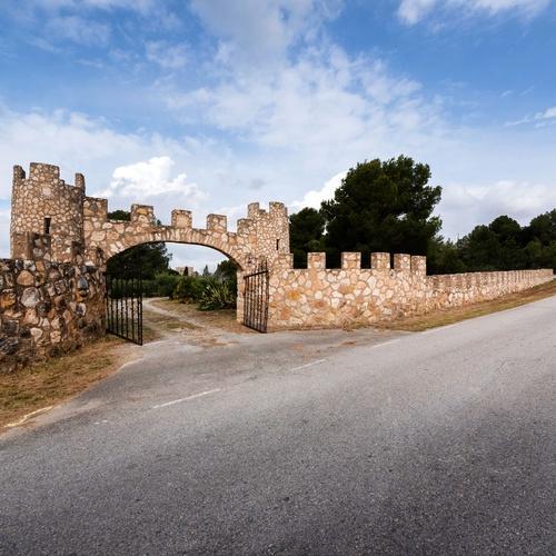 Alquiler de Masías en Tarragona   Masía Más d'en Tarrés