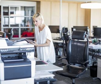 Alojamiento y correo electrónico: Servicios de Ofi - Logic