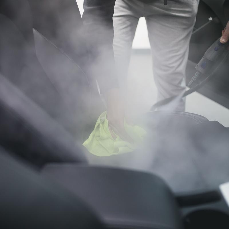 Limpieza de tapicerías: Servicios de Eco-Car Deluxe