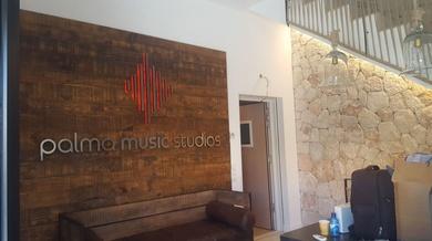 Pintado de estudio de música en Palma