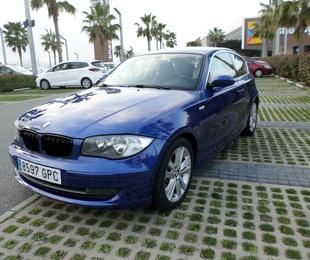 BMW 123 d  año 2009 205 cv. 109000 kms 12500 €uros