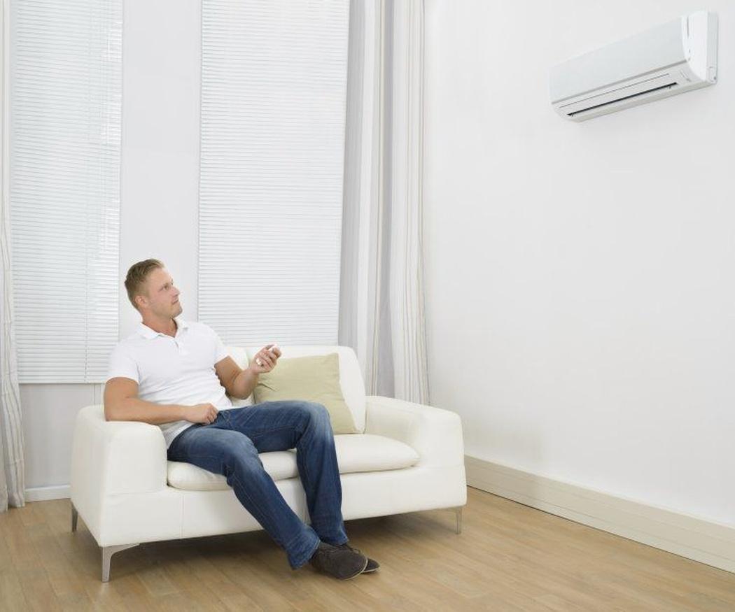 Sé más eficaz con aire acondicionado de calidad
