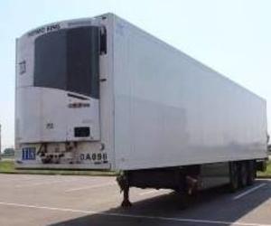 Semirremolque frigorífico Schmitz Cargobull  SKO24 + THERMOKING SL 200e, Año 2010,  27.500€
