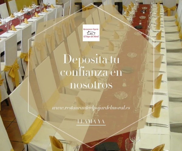 Arrocerías en ZONA CORREDOR DEL HENARES   Restaurante - Tapería El Pajar del Moral