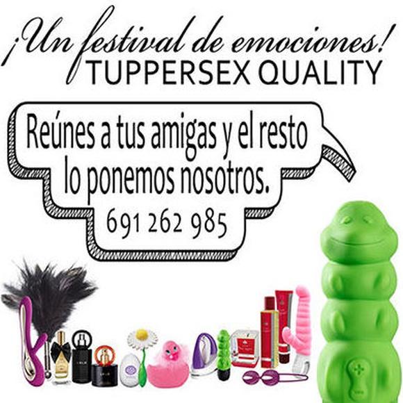 TUPPERSEX Asturias