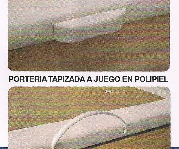 OFERTA CANAPE MADERA Y COLCHON VISCOELASTICA
