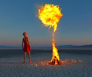 """24 Febrero. Taller Psicocorporal """"Aviva la llama de tu fuego"""""""