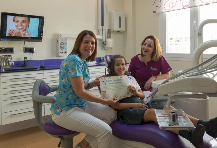 Odontopediatría: Tratamientos de Clínica Dental Ruiz Jalón
