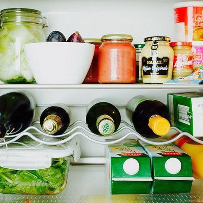 Ocho consejos para optimizar el uso del frigorífico