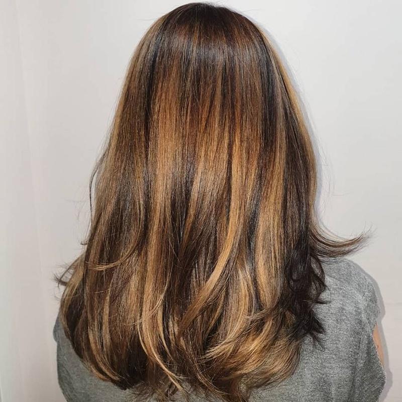 Mechas: Servicios de Fusión Unisex Hairdressers