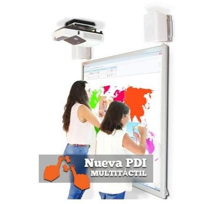Pizarra digital: Productos de Reprografía y Sistemas de Toledo