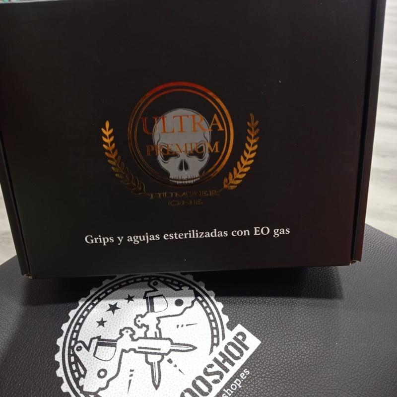 Grips y agujas Ultra Premium: Productos de Adictos Tenerife