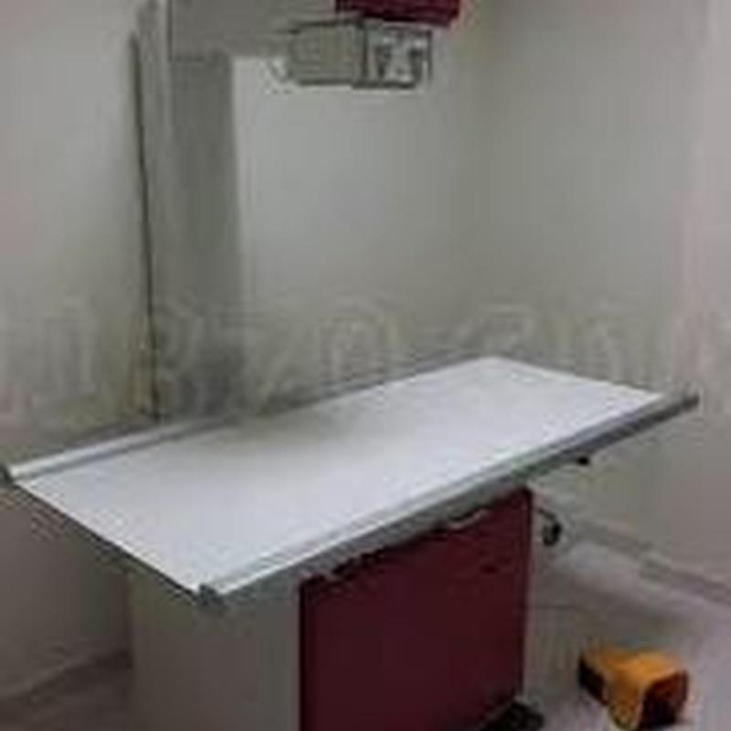 diagnóstico por imagen: Tratamientos y servicios de Clínica Veterinaria Camarma